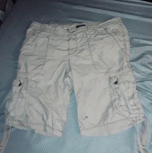Polo by Ralph Lauren khaki cargo shorts size 14